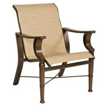 See Details - Arkadia Sling Dining Armchair