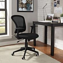 Poise Office Chair in Black