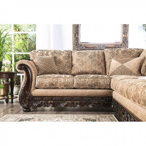 Furniture of America - Cassandra Sectional