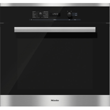 H 6281 BP - 30 Inch Convection Oven with Self Clean for easy cleaning.