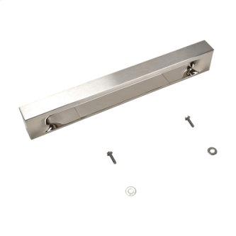 "15"" Ice Mkr & Compactor NOIR Handle Kit (Qty=1 handle)"