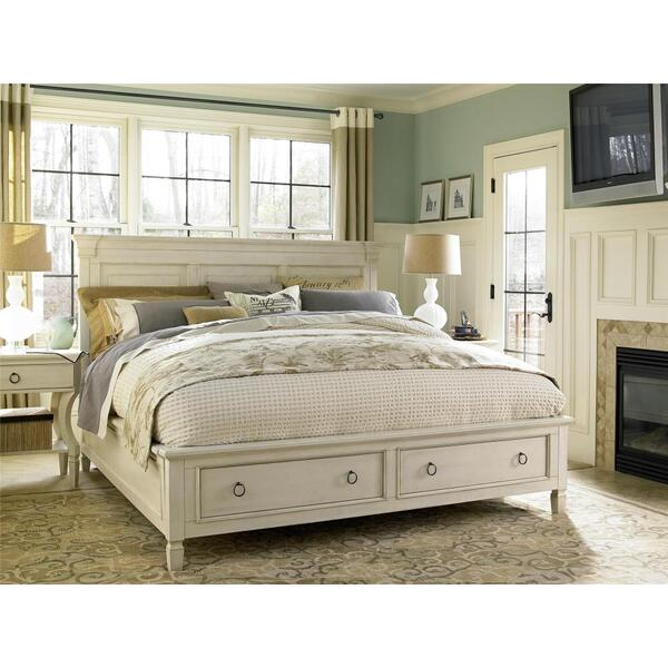 See Details - Storage Queen Bed