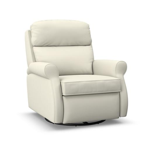Leslie Power Reclining Swivel Chair CP707/PRSWV