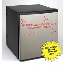 See Details - SUPERCONDUCTOR Refrigerator AC/DC