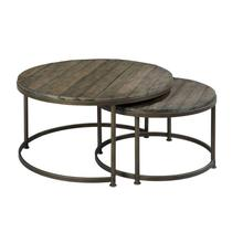 View Product - ROUND COFFEE TABLE