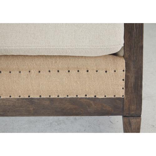 Copeland Accent Chair Linen