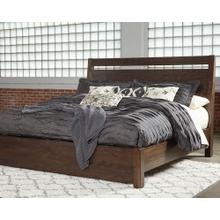 Product Image - King Panel Bed With Mattress