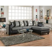 See Details - 4124-13L RSF LOVE/CHAISE