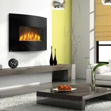 See Details - Convex Front Electric Fireplace