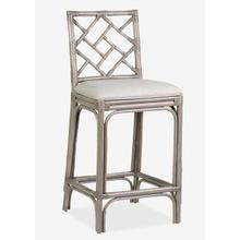 See Details - Hampton Chippendale Barstool
