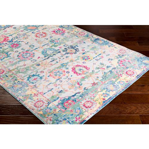 "Aura Silk ASK-2318 7'10"" x 10'3"""