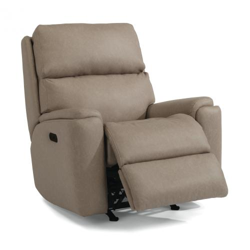 Product Image - Rio Power Rocking Recliner with Power Headrest