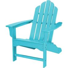 Hanover All-Weather Contoured Adirondack Chair - Aruba, HVLNA10AR