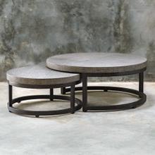 Aiyara Nesting Coffee Tables, S/2
