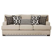 8016 Bravaro Left Arm Facing Bump Sofa