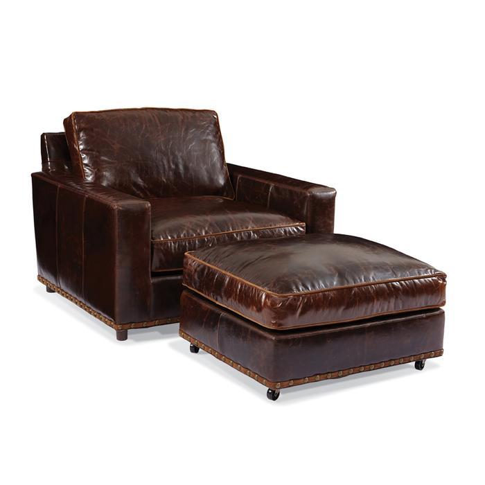 Whittemore Sherrill - 454-01 Lounge Chair Classics
