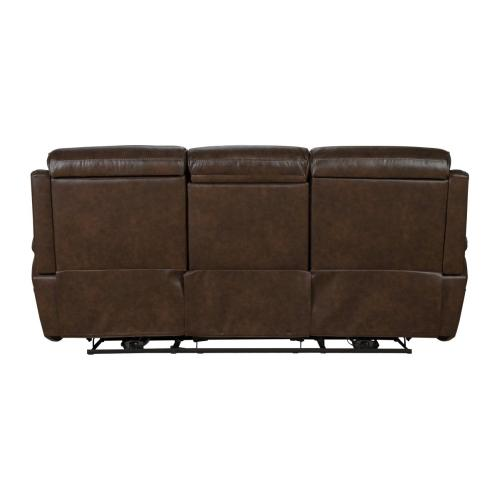 Sandover Tone-Chocolate Sofa