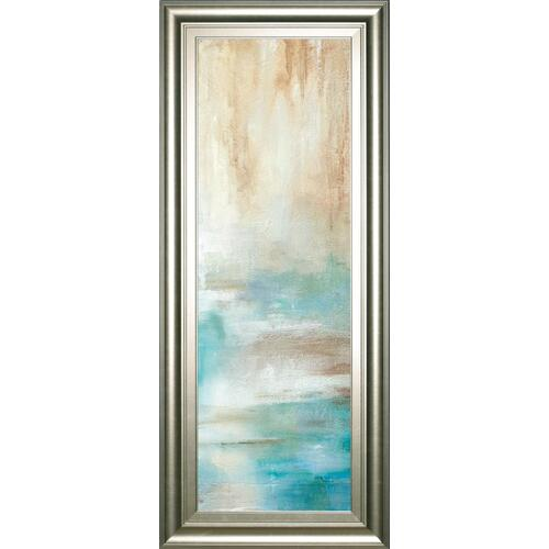 "Classy Art - ""Misty View II"" By Carol Robinson Framed Print Wall Art"