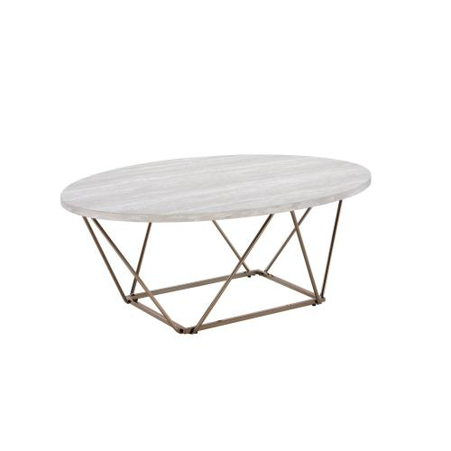 Steve Silver Co. - Rowyn 3-Pack Set (Pack Includes Cocktail Table & 2 End Tables)