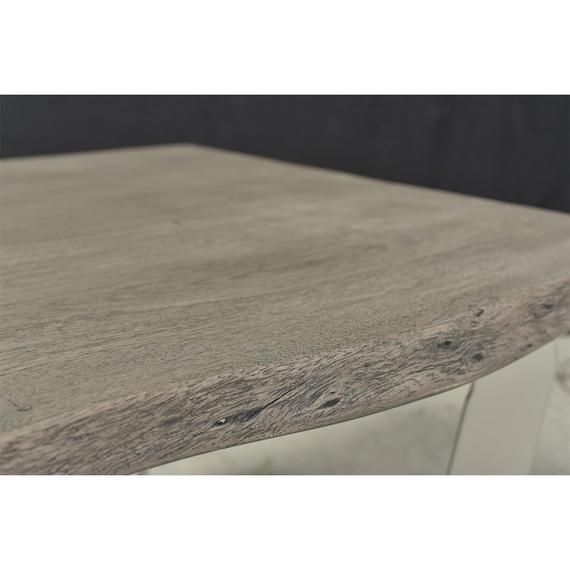 Riverside - Waverly - Coffee Table - Sandblasted Gray Finish