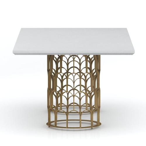 Tov Furniture - Gatsby Concrete Dining Table
