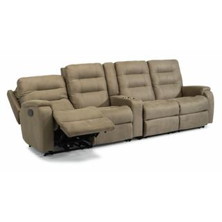 See Details - Arlo Reclining Sectional