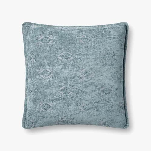 P0830 Lt. Blue Pillow