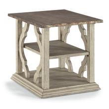 Estate End Table