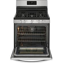 SCRATCH & DENT  Frigidaire Gallery 30'' Freestanding Gas Range with Steam Clean