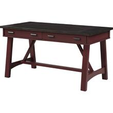 AMERICANA MODERN - CRANBERRY 60 in. Writing Desk