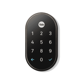 Nest X Yale Lock (Nest Connect Required for Remote Access) Oil Rubbed Bronze