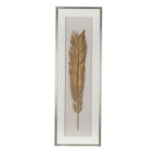 Gold Leaf Framed Wall Art