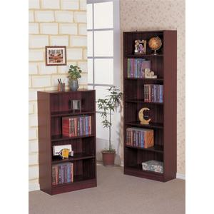 Gallery - 4-Tier Bookcase