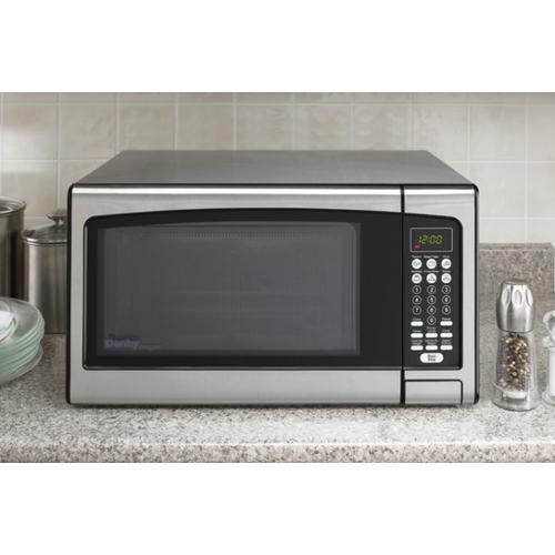 Danby - Danby Designer 1.1 cu. ft. Microwave