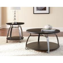 Coham 3-Piece Set (Cocktail & 2 End Tables)