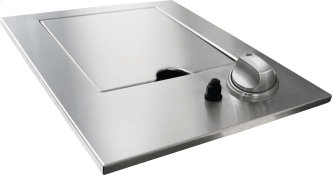 Range Side Burner , Stainless Steel , Propane