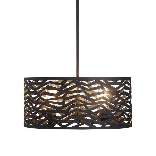 Cypress, 3 Lt Outdoor Pendant