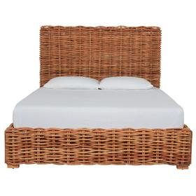 Elliot Key Woven Queen Bed