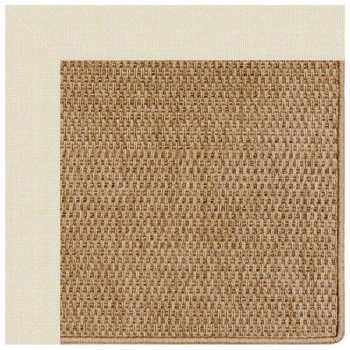 "Islamorada-Basketweave Canvas Sand - Misc. - 12"" x 12"""