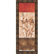 """Fresco I"" By Loretta Linza Framed Print Wall Art"
