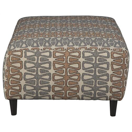 Flintshire Oversized Accent Ottoman