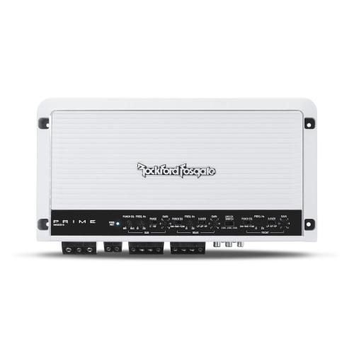Rockford Fosgate - Prime Marine 600 Watt 5-Channel Amplifier