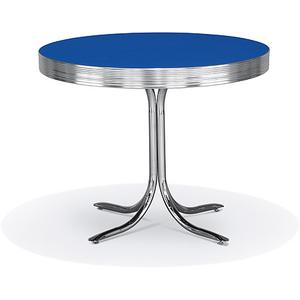 Table Base: Retro (chrome)