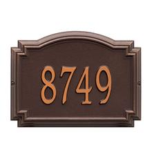 View Product - Williamsburg - Standard Wall - One Line - Antique Copper