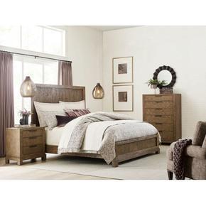 Trenton Queen Panel Bed Complete