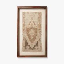 See Details - 0350820012 Vintage Turkish Rug Wall Art