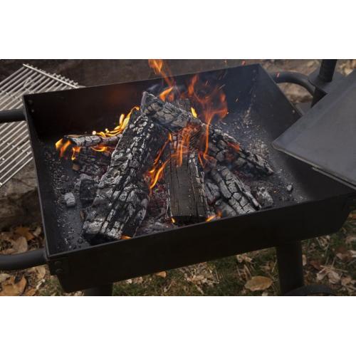 Wood Fire Cook Wagon