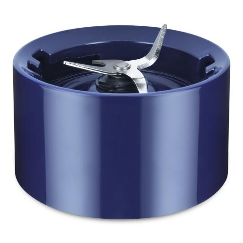 Cobalt Blue Collar for Blender Pitcher (Fits model KSB565) gasket not included