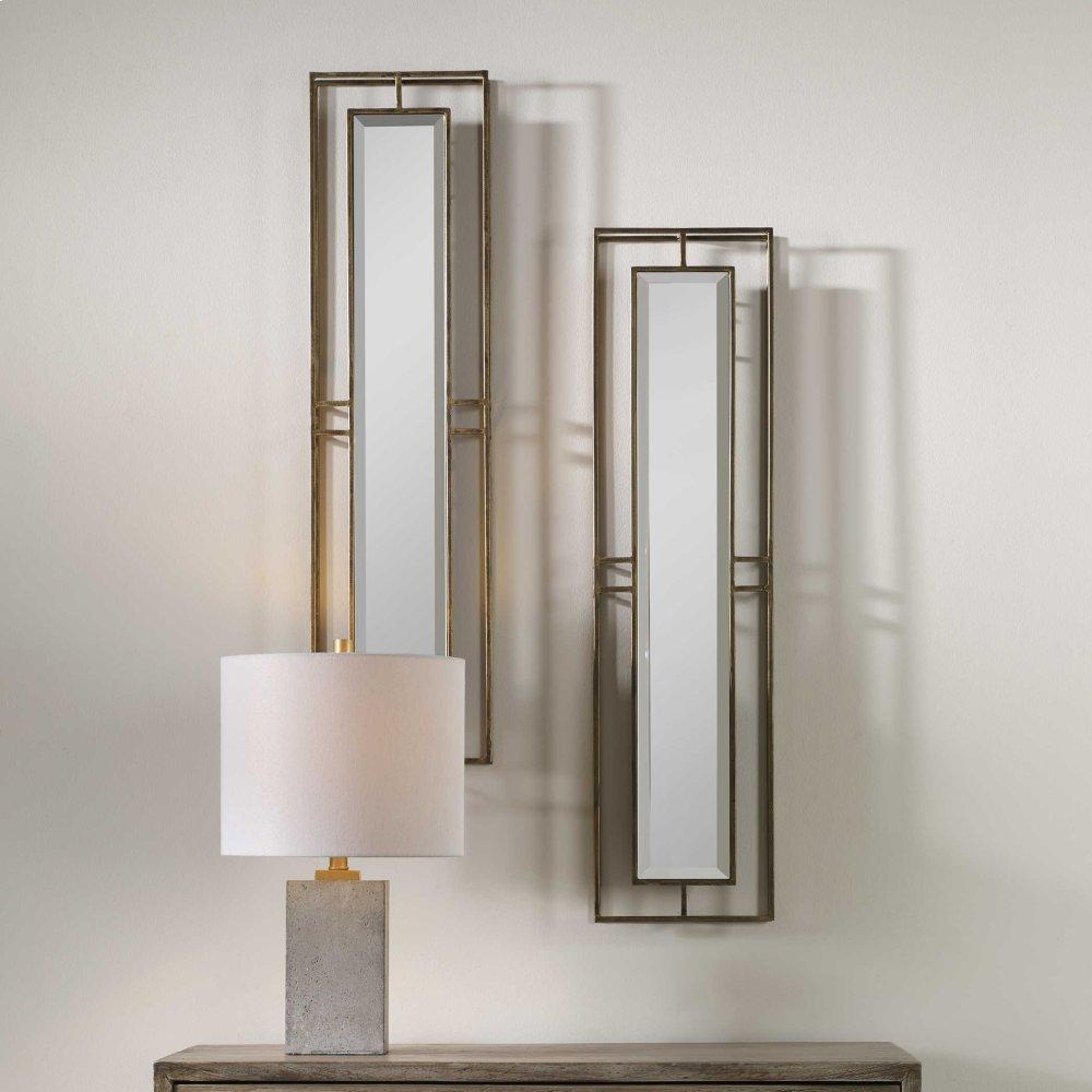 Rutledge Mirrors, S/2