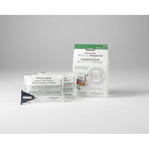 KitchenAid® Produce Preserver Keep Fresh Packets.